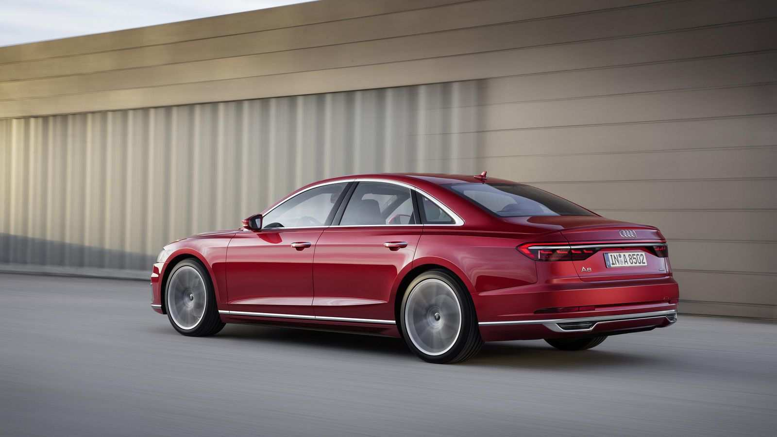 90 New 2019 Audi S8 Reviews by 2019 Audi S8