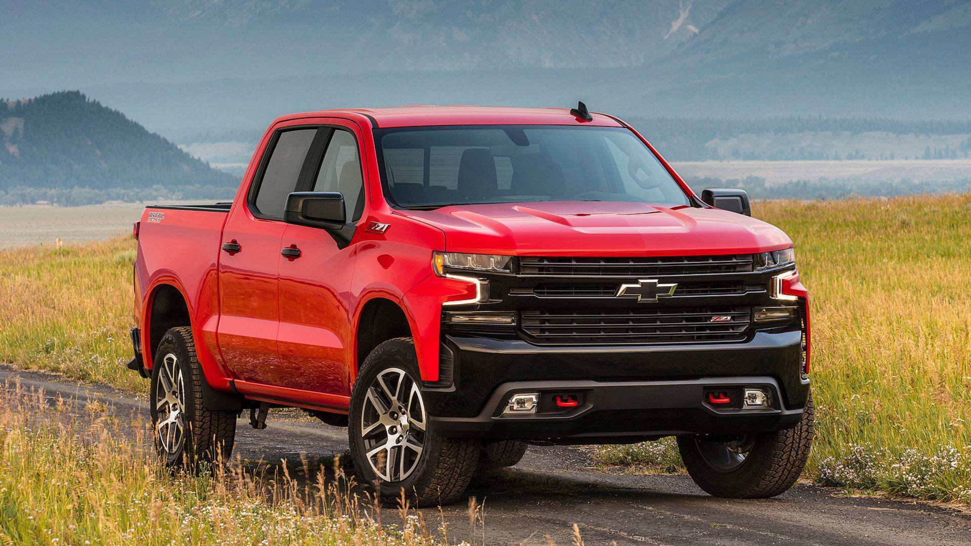 90 New 2019 Chevrolet 1500 Interior with 2019 Chevrolet 1500