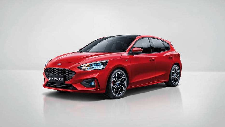 90 New 2019 Ford Focus Sedan Spy Shoot with 2019 Ford Focus Sedan