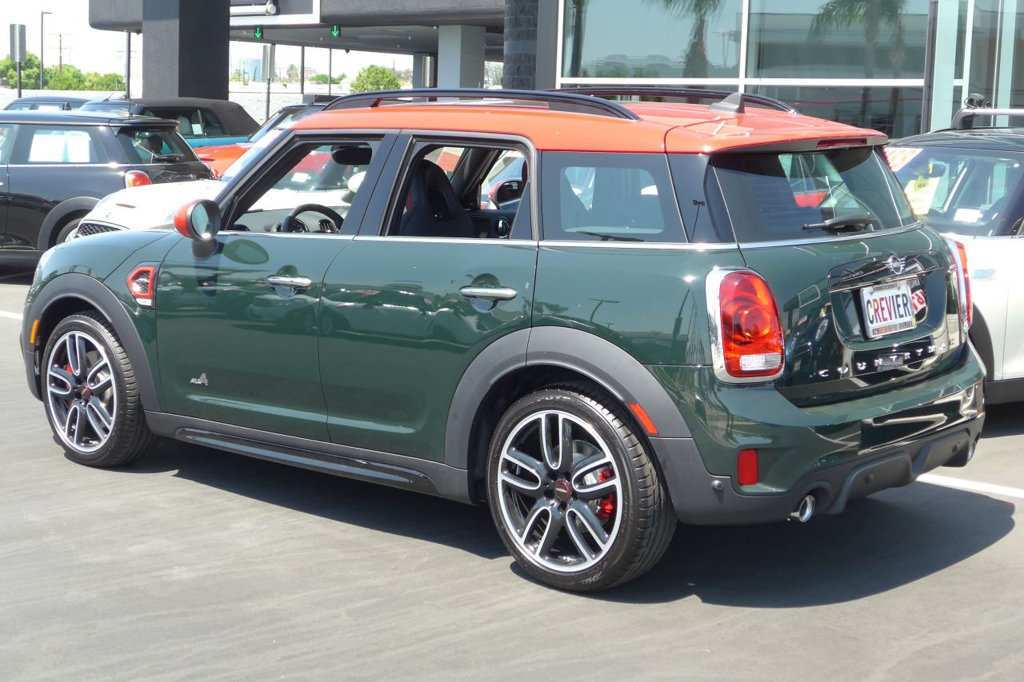 90 New 2019 Mini Cooper Jcw Specs with 2019 Mini Cooper Jcw