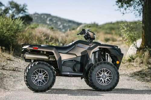 90 New 2019 Suzuki King Quad Picture by 2019 Suzuki King Quad