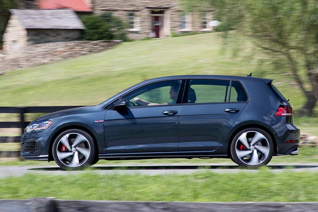 90 New 2019 Volkswagen Gti Performance by 2019 Volkswagen Gti