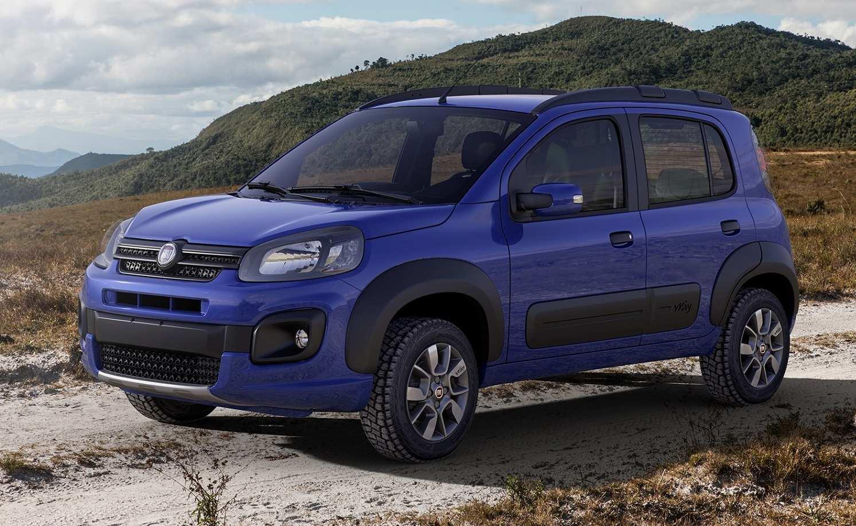 90 New Fiat Uno 2019 Review for Fiat Uno 2019