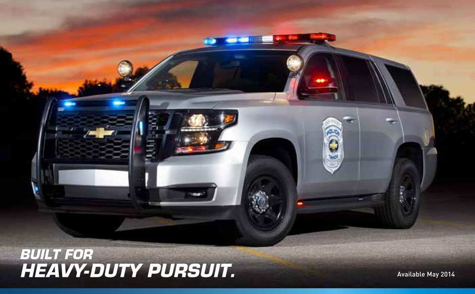 90 The 2019 Chevrolet Police Vehicles Photos for 2019 Chevrolet Police Vehicles