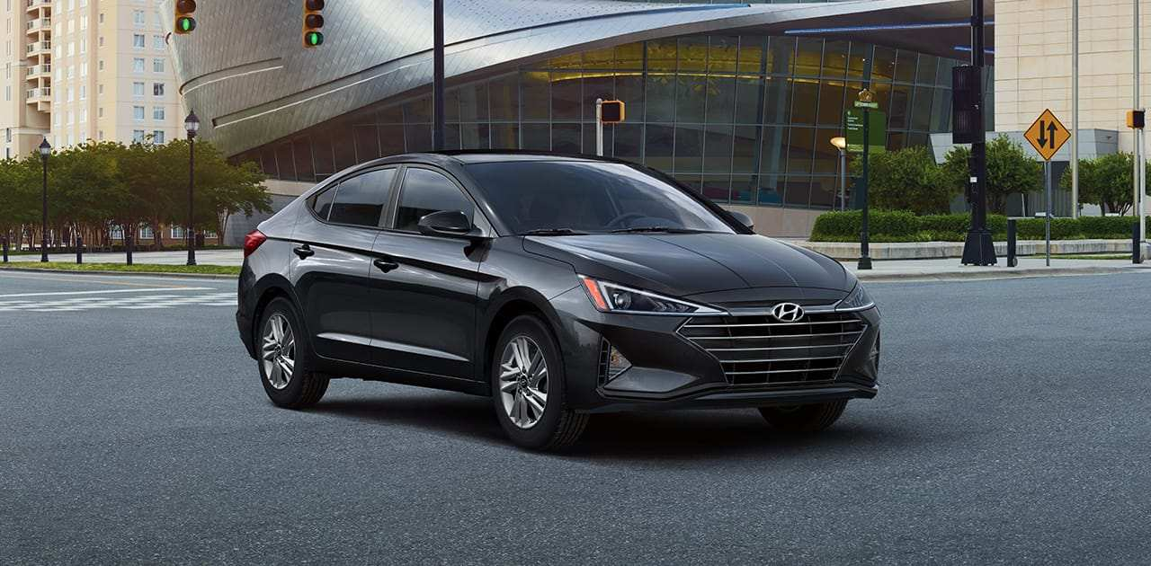 90 The 2019 Hyundai Elantra Price and Review with 2019 Hyundai Elantra