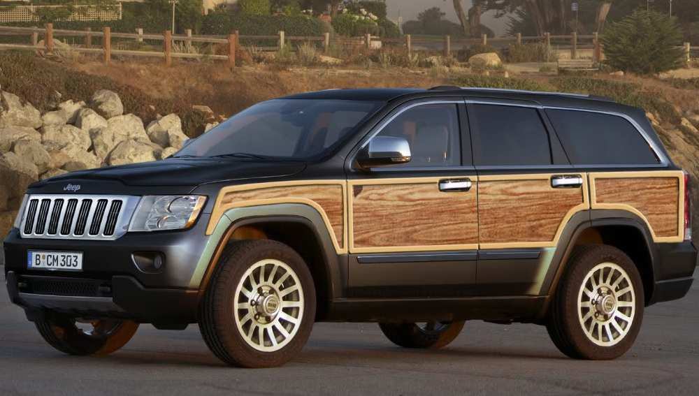 90 The 2019 Jeep Wagoneer Images by 2019 Jeep Wagoneer