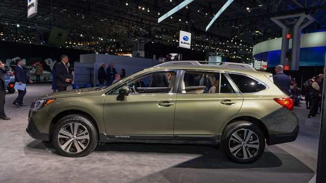 90 The 2019 Subaru Outback Changes Wallpaper by 2019 Subaru Outback Changes