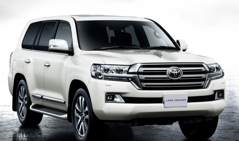 90 The 2019 Toyota Land Cruiser 300 Series Performance and New Engine for 2019 Toyota Land Cruiser 300 Series