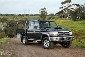 90 The 2019 Toyota Land Cruiser Ute Ratings with 2019 Toyota Land Cruiser Ute