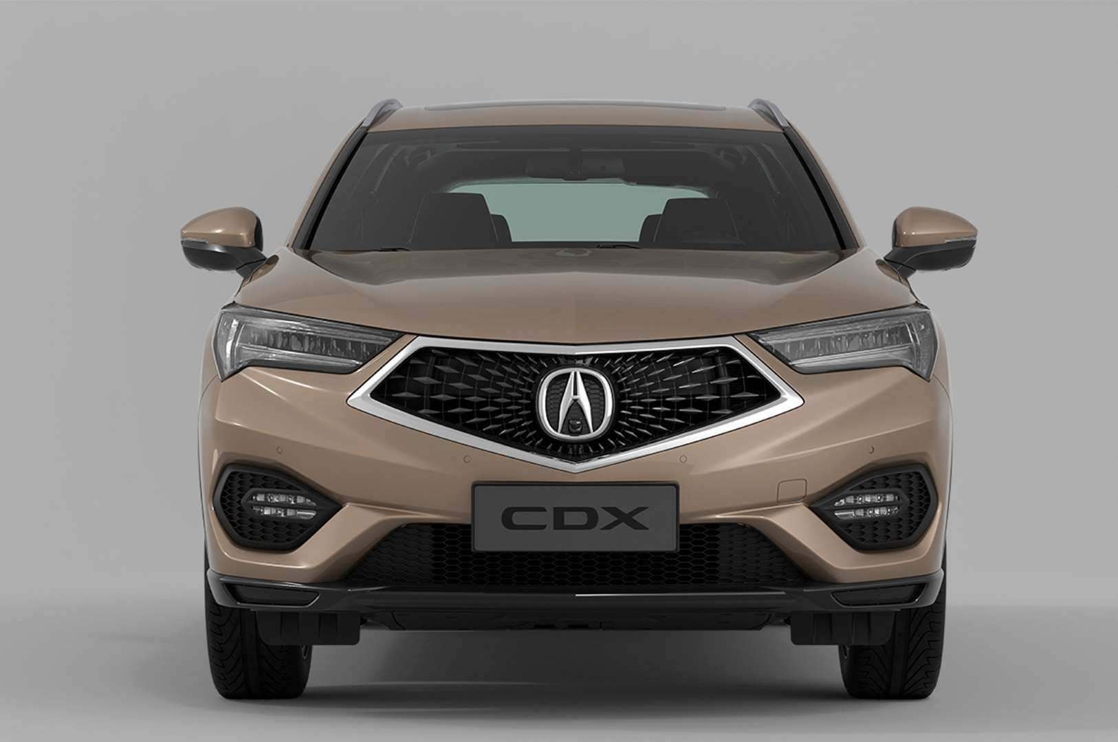 90 The 2020 Acura Cdx New Concept by 2020 Acura Cdx