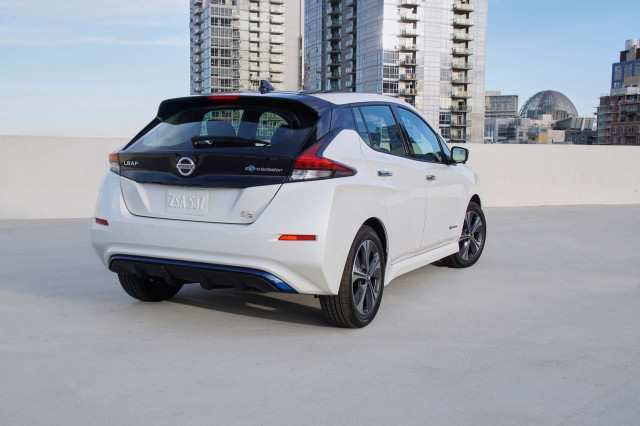 90 The 2020 Nissan Leaf Price Style with 2020 Nissan Leaf Price