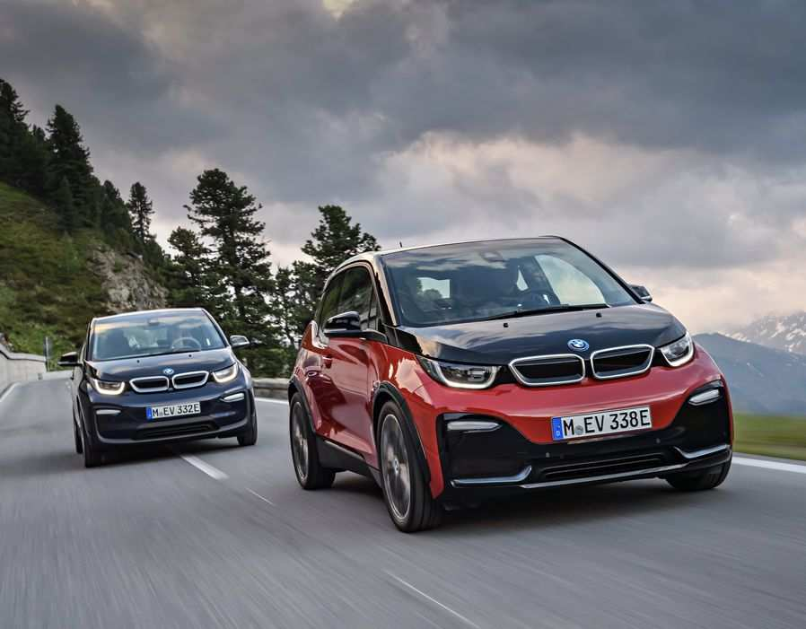 90 The Bmw Elbil 2020 Release with Bmw Elbil 2020