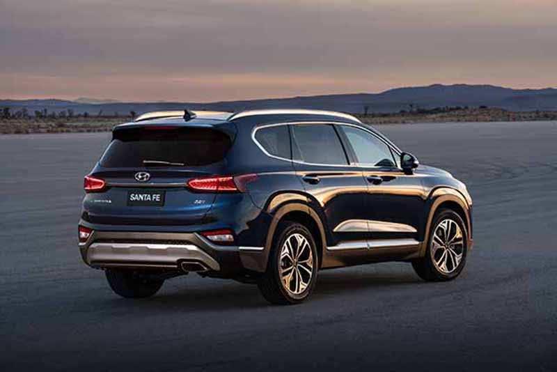 90 The Hyundai Santa Fe 2020 Ratings with Hyundai Santa Fe 2020