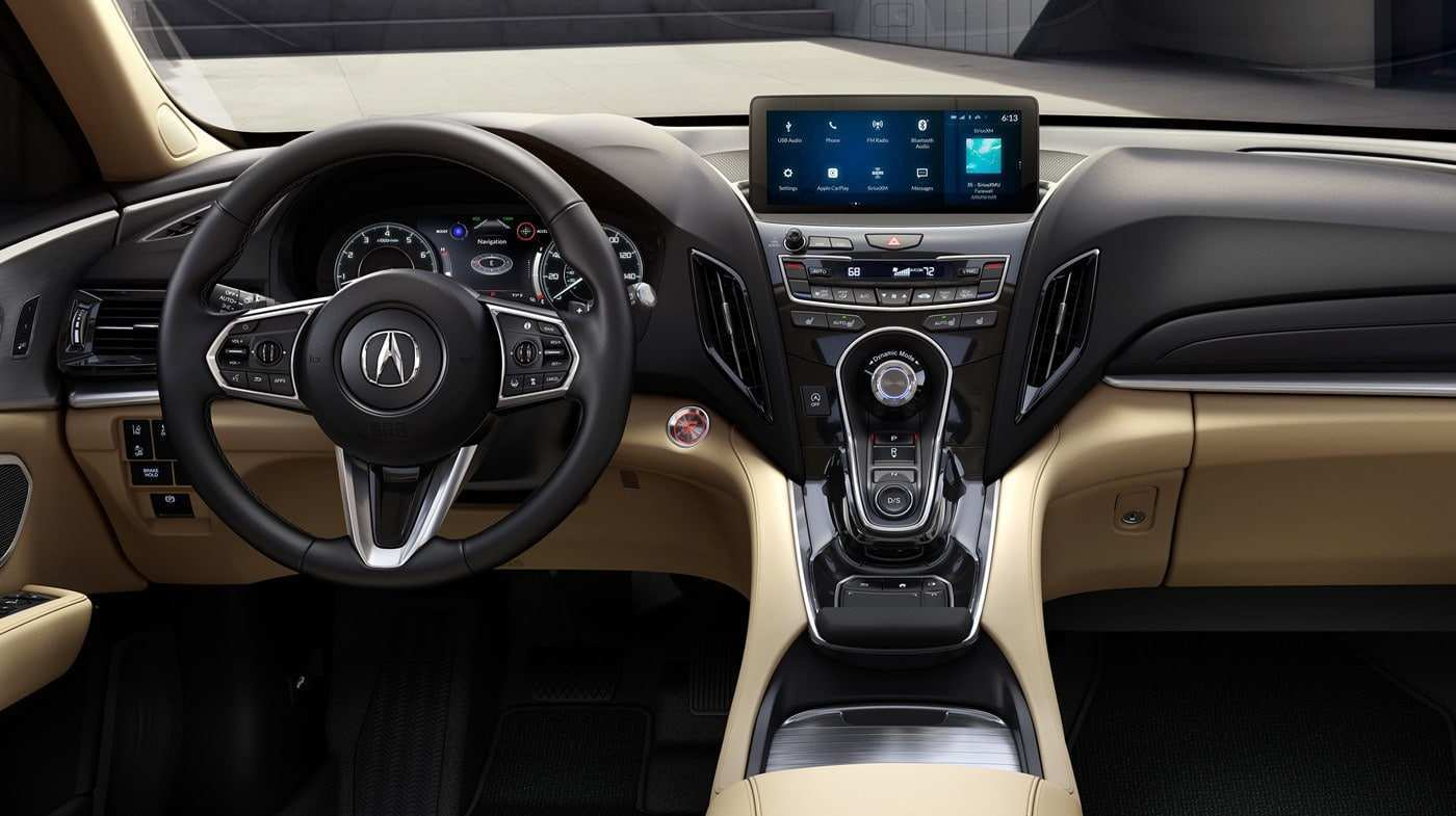 91 All New 2019 Acura Rdx Changes Specs and Review for 2019 Acura Rdx Changes