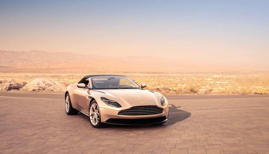 91 All New 2019 Aston Martin Db11 Volante Exterior for 2019 Aston Martin Db11 Volante
