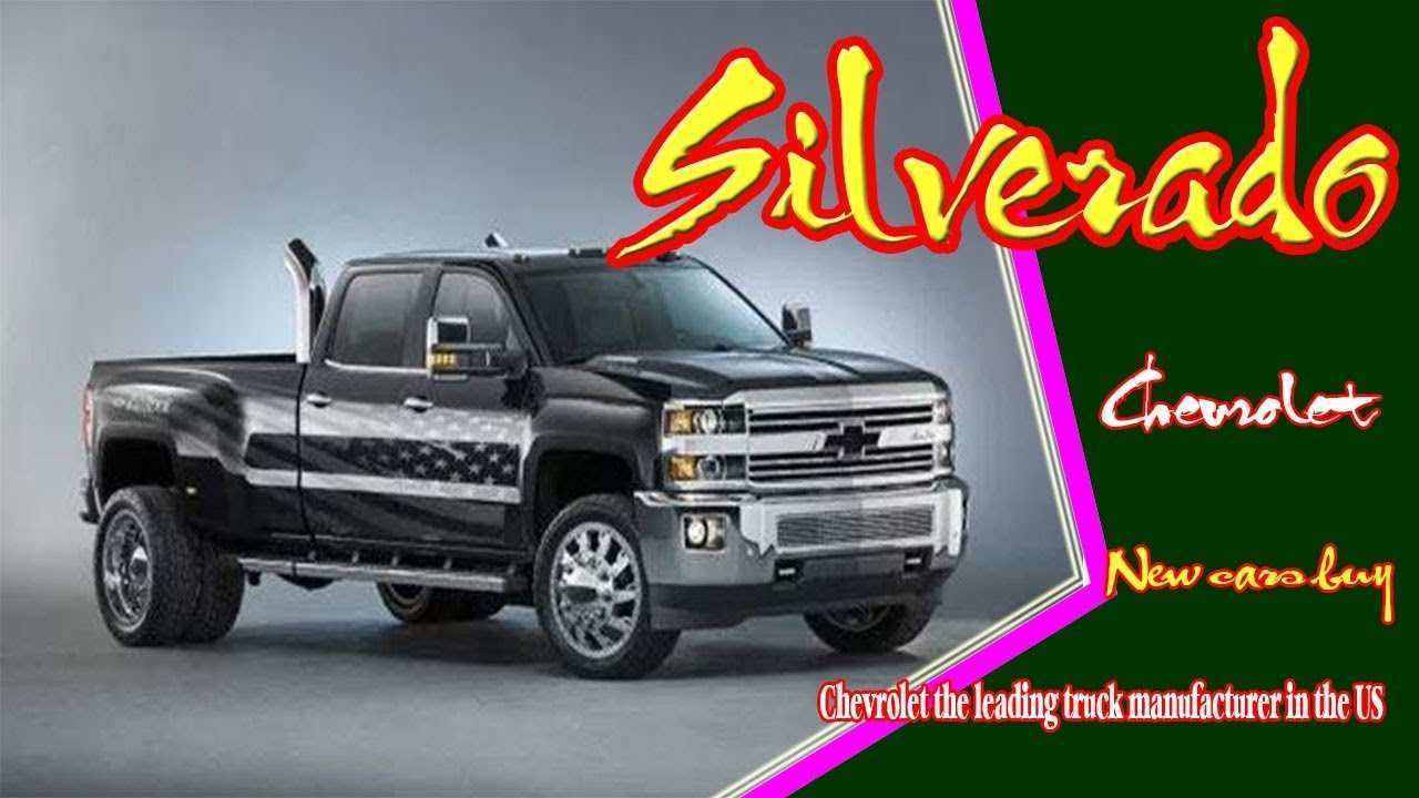 91 All New 2019 Chevrolet 4500Hd Price Research New with 2019 Chevrolet 4500Hd Price