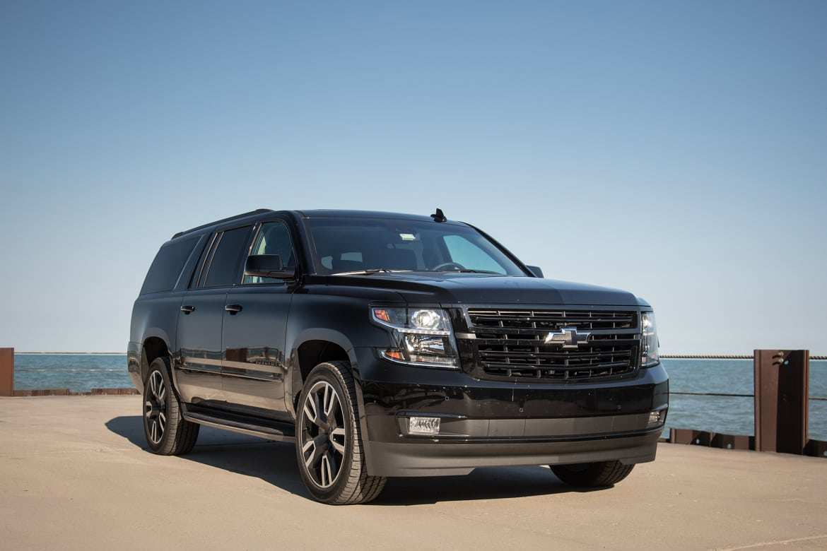 91 All New 2019 Chevrolet Suburban Rst Interior by 2019 Chevrolet Suburban Rst