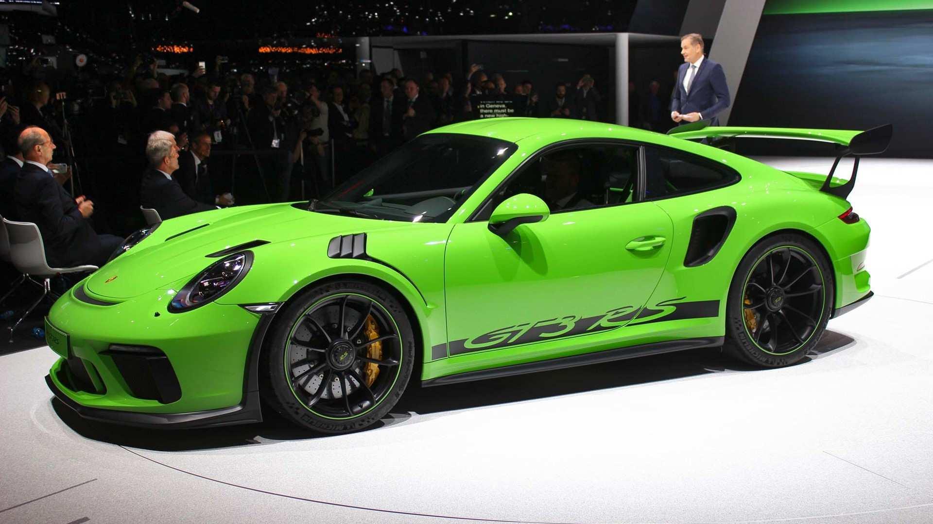 91 All New 2019 Porsche 911 Gt3 Rs Rumors for 2019 Porsche 911 Gt3 Rs