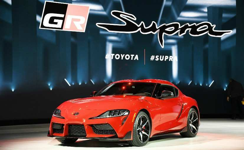 91 All New 2019 Toyota Supra Redesign for 2019 Toyota Supra