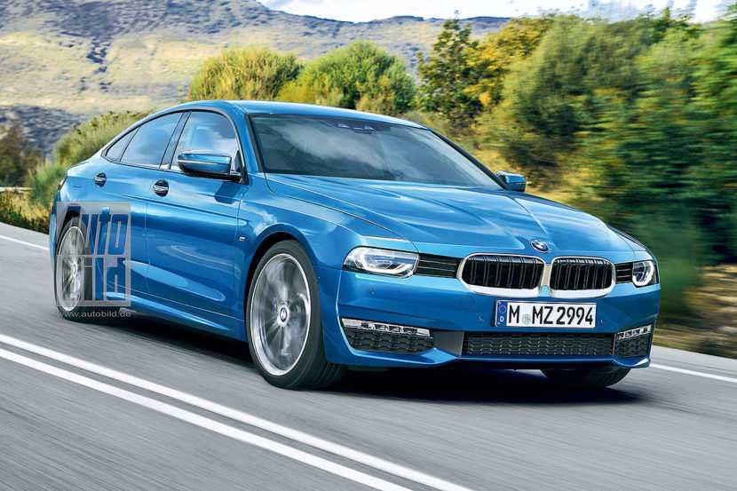 91 All New 2020 Bmw 2 Series Gran Coupe Redesign and Concept for 2020 Bmw 2 Series Gran Coupe