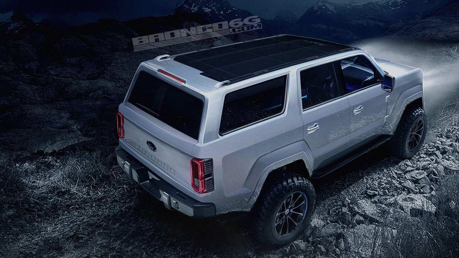 91 All New 2020 Mini Bronco New Review for 2020 Mini Bronco