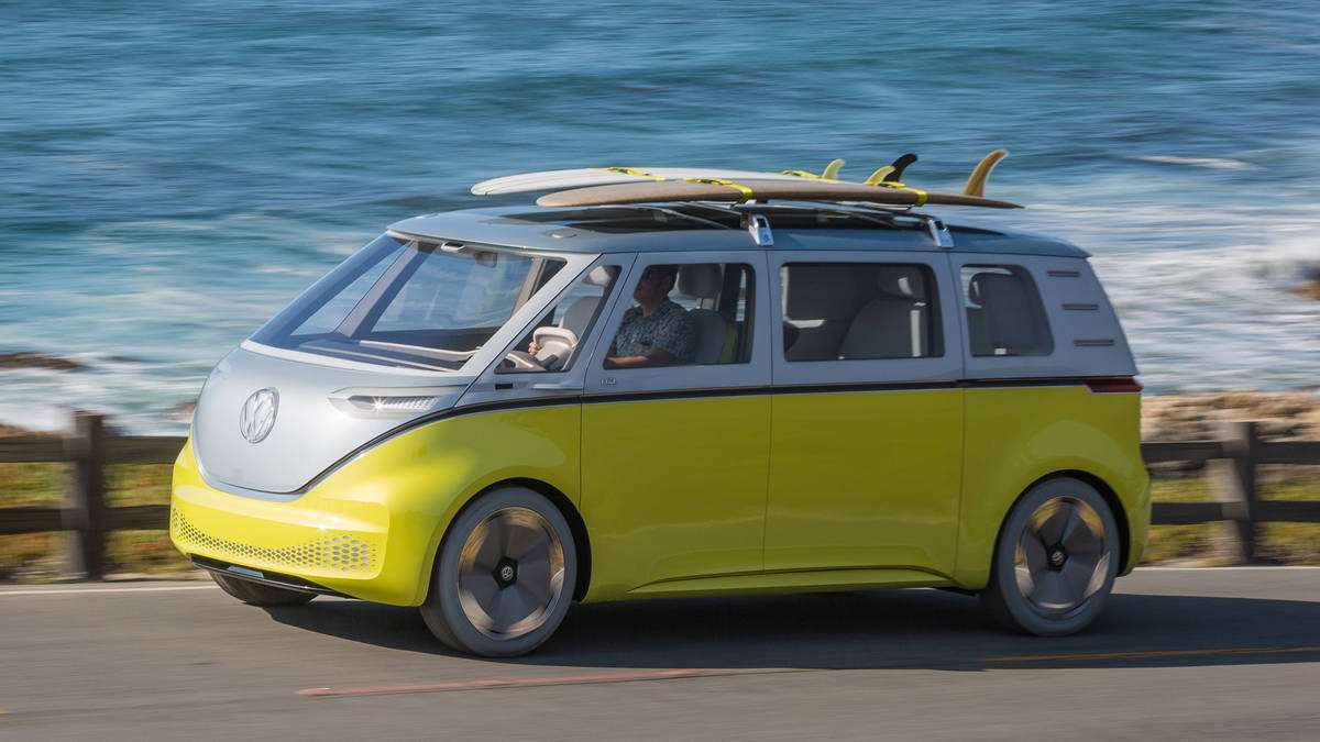 91 All New 2020 Volkswagen Van Review by 2020 Volkswagen Van