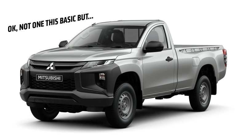 91 All New L200 Mitsubishi 2020 Redesign and Concept for L200 Mitsubishi 2020