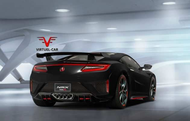 91 Best Review 2019 Acura Nsx Type R Photos by 2019 Acura Nsx Type R