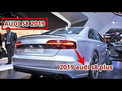 91 Best Review 2019 Audi S8 Plus Pictures with 2019 Audi S8 Plus