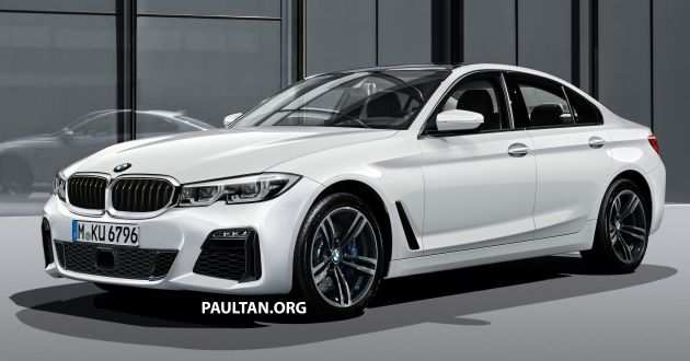 91 Best Review 2019 Bmw 3 Series G20 Model by 2019 Bmw 3 Series G20