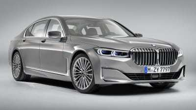 91 Best Review 2019 Bmw 7 Series Changes Review with 2019 Bmw 7 Series Changes