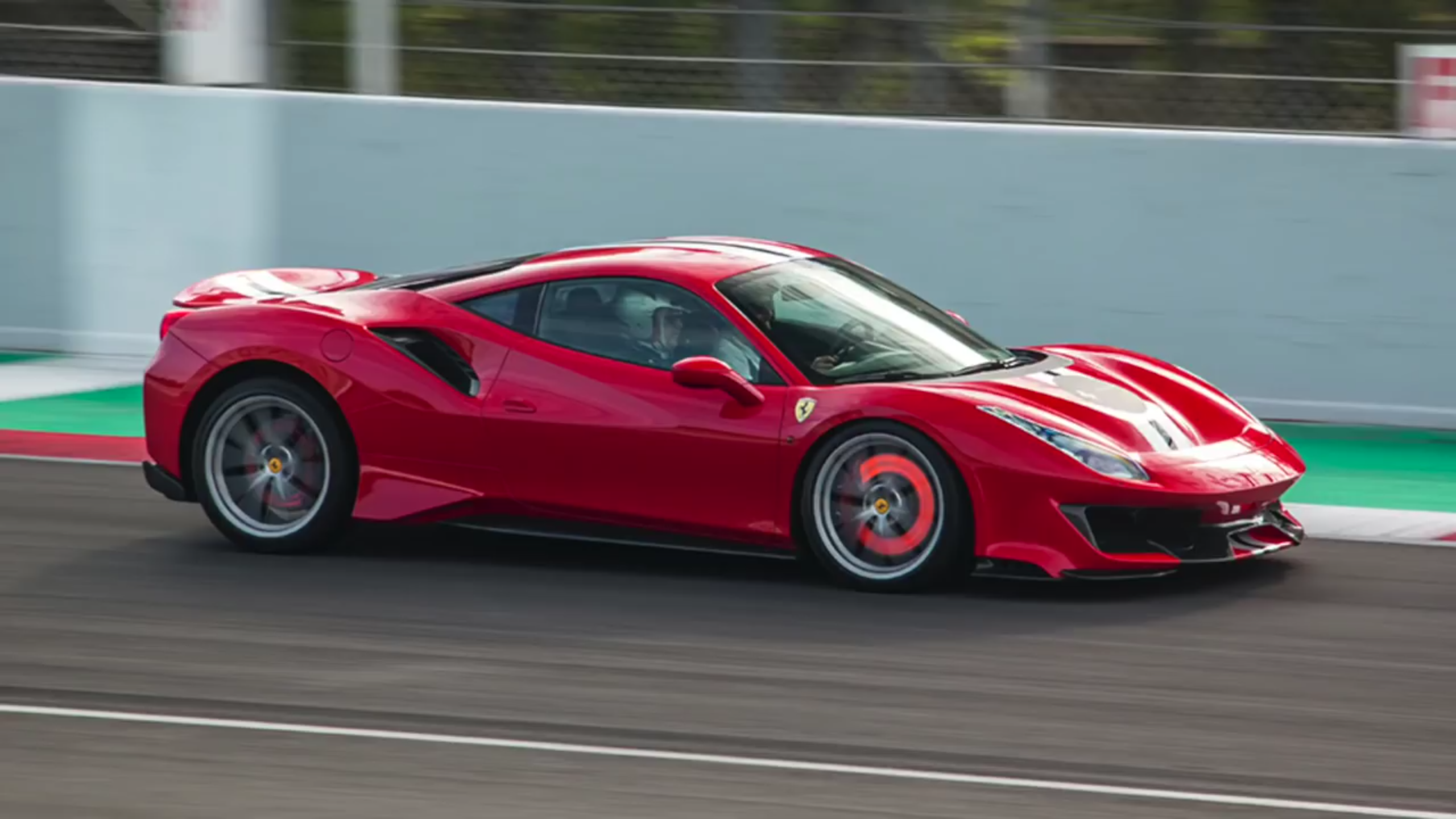91 Best Review 2019 Ferrari 488 Pista 2 First Drive for 2019 Ferrari 488 Pista 2