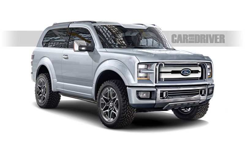 91 Best Review 2019 Ford Bronco Specs Concept by 2019 Ford Bronco Specs