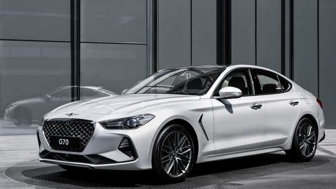 91 Best Review 2019 Genesis G70 Review Exterior by 2019 Genesis G70 Review