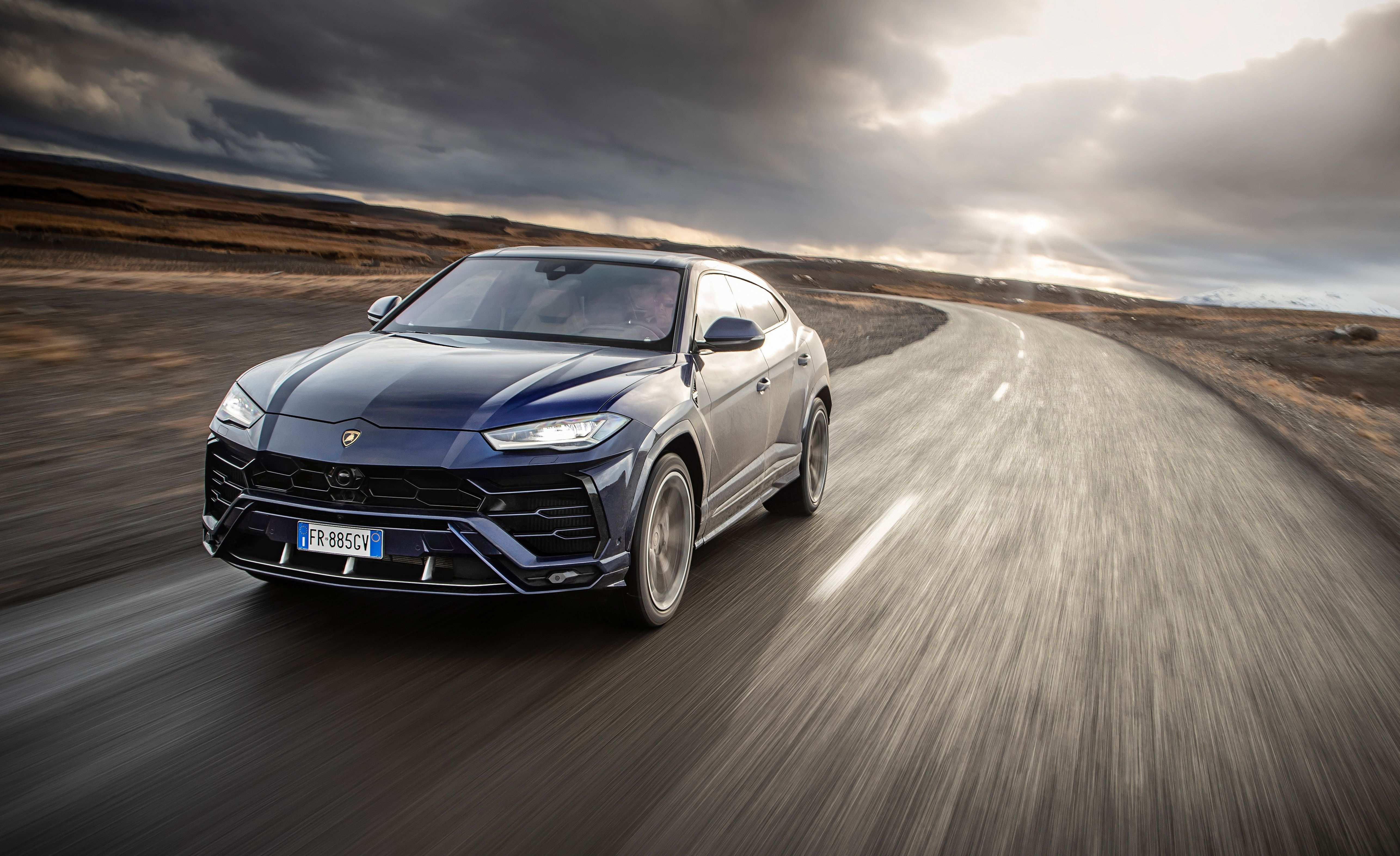 91 Best Review 2019 Lamborghini Urus Review History with 2019 Lamborghini Urus Review
