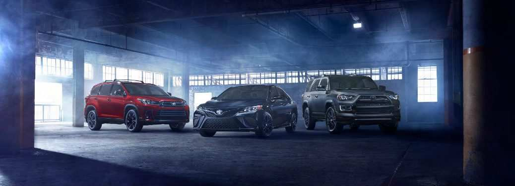 91 Best Review 2019 Toyota Lineup Redesign with 2019 Toyota Lineup