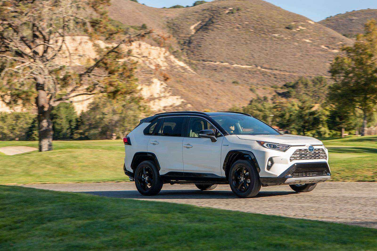 91 Best Review 2019 Toyota Rav4 Hybrid Specs Performance and New Engine by 2019 Toyota Rav4 Hybrid Specs