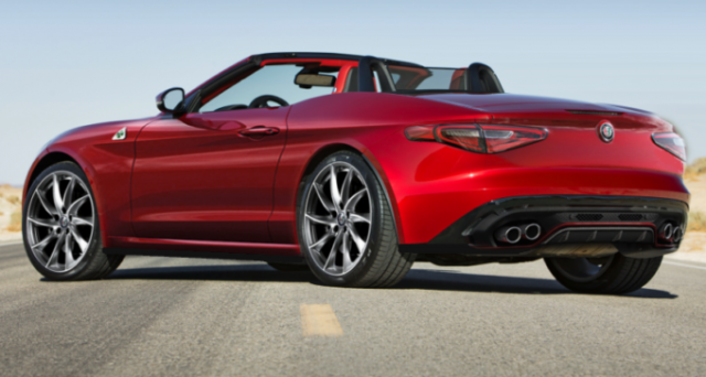 91 Best Review 2020 Alfa Romeo Spider Research New by 2020 Alfa Romeo Spider