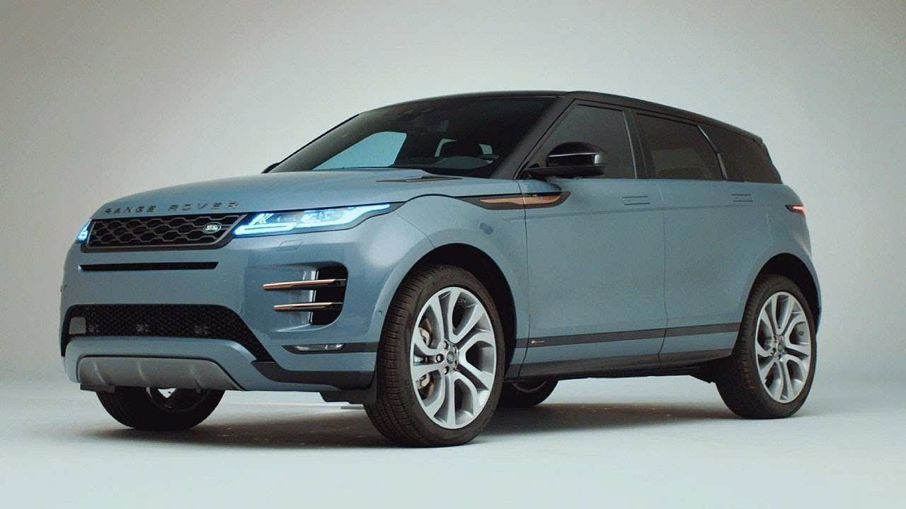 91 Best Review New Land Rover Evoque 2019 Release with New Land Rover Evoque 2019