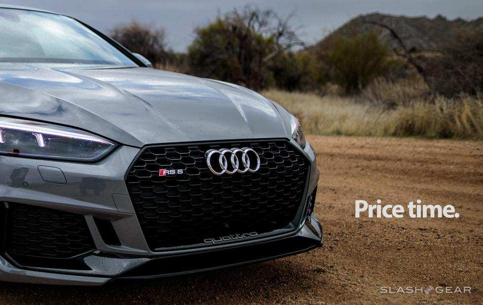 91 Concept of 2019 Audi Price Review by 2019 Audi Price