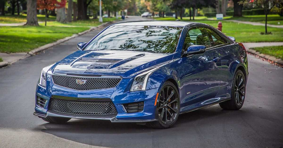 91 Concept of 2019 Cadillac Cts V Coupe Spesification for 2019 Cadillac Cts V Coupe