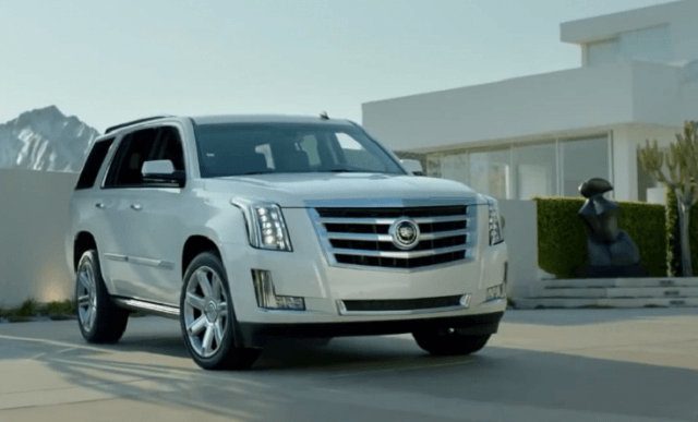 91 Concept of 2019 Cadillac Escalade Concept Model with 2019 Cadillac Escalade Concept