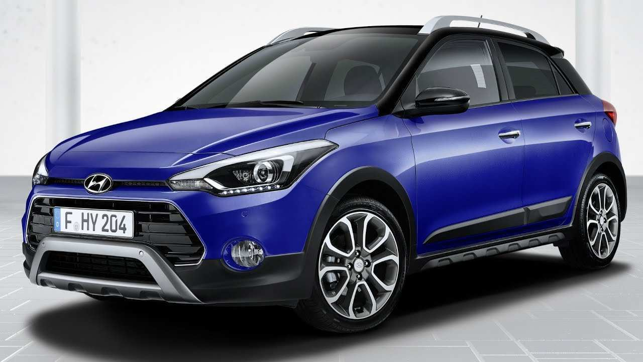 91 Concept of 2019 Hyundai I20 Active Photos for 2019 Hyundai I20 Active