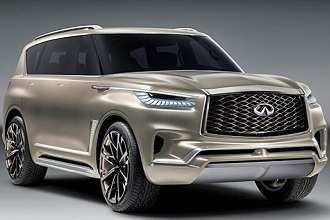 91 Concept of 2019 Infiniti Truck Specs and Review by 2019 Infiniti Truck