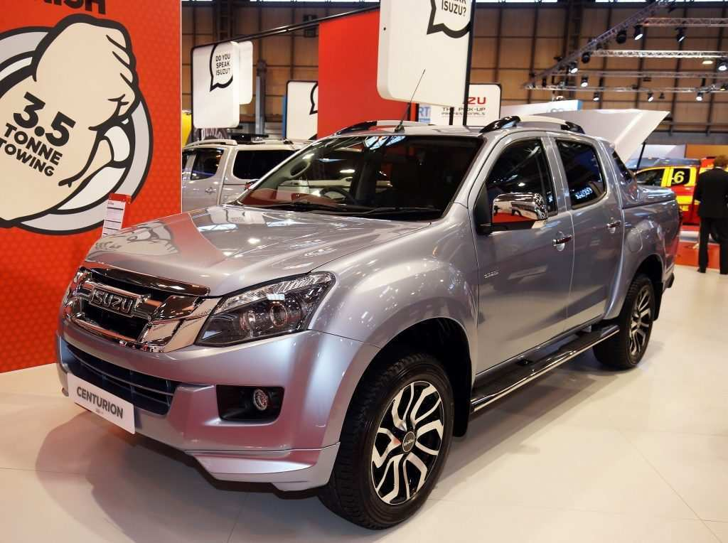 91 Concept of 2019 Isuzu Trooper Performance for 2019 Isuzu Trooper