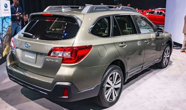 91 Concept of 2019 Subaru Outback Redesign First Drive with 2019 Subaru Outback Redesign