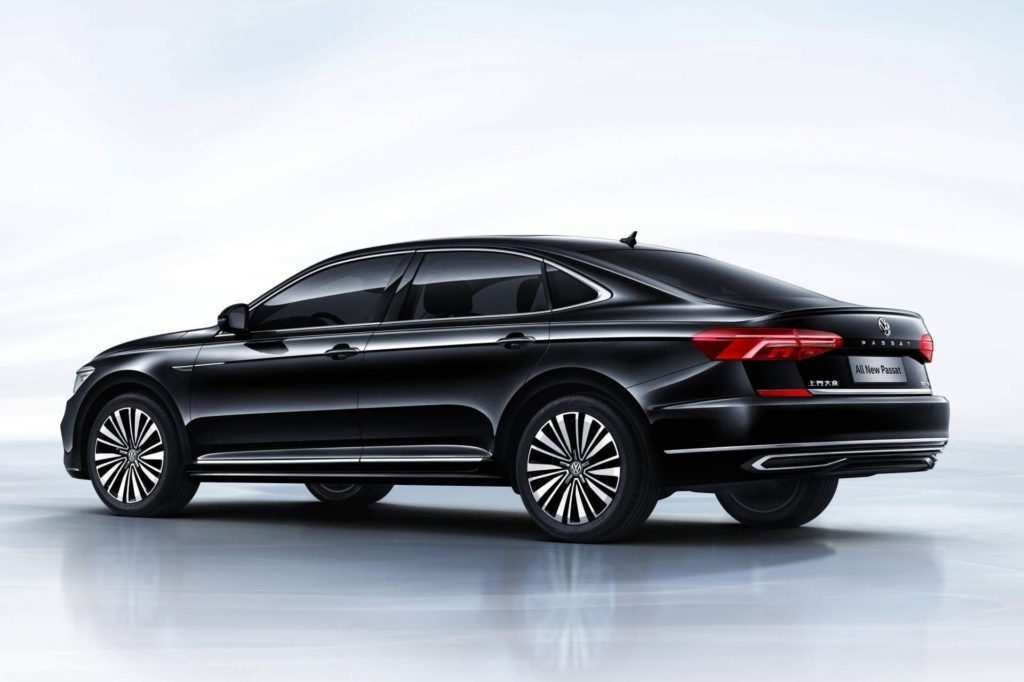 91 Concept of 2019 Vw Passat Wagon Exterior with 2019 Vw Passat Wagon
