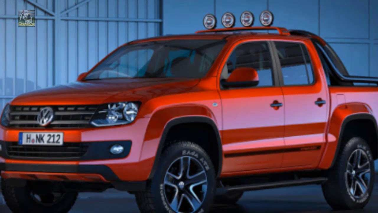 91 Concept of 2020 Vw Amarok Price and Review by 2020 Vw Amarok
