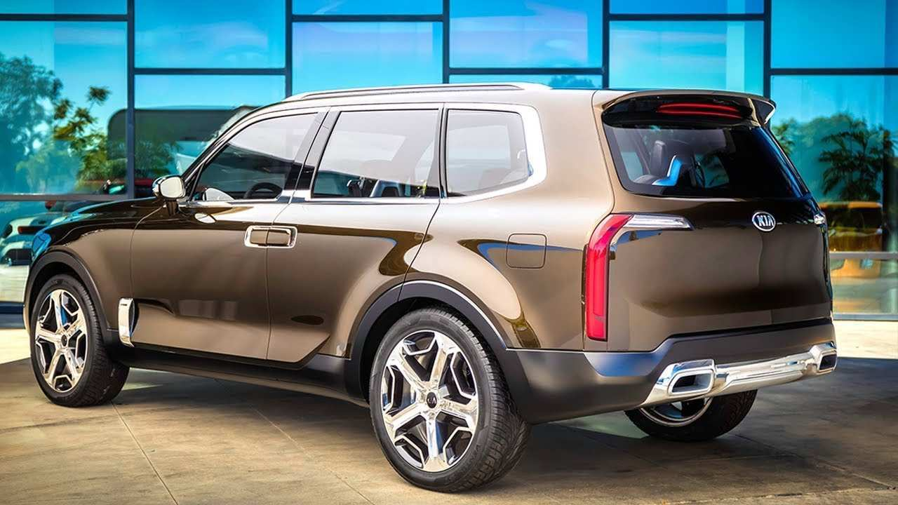 91 Concept of Kia Modelle 2019 Performance and New Engine by Kia Modelle 2019