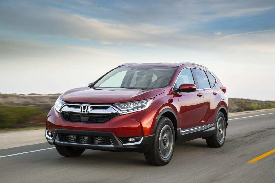 91 Concept of New 2019 Honda Crv Specs for New 2019 Honda Crv